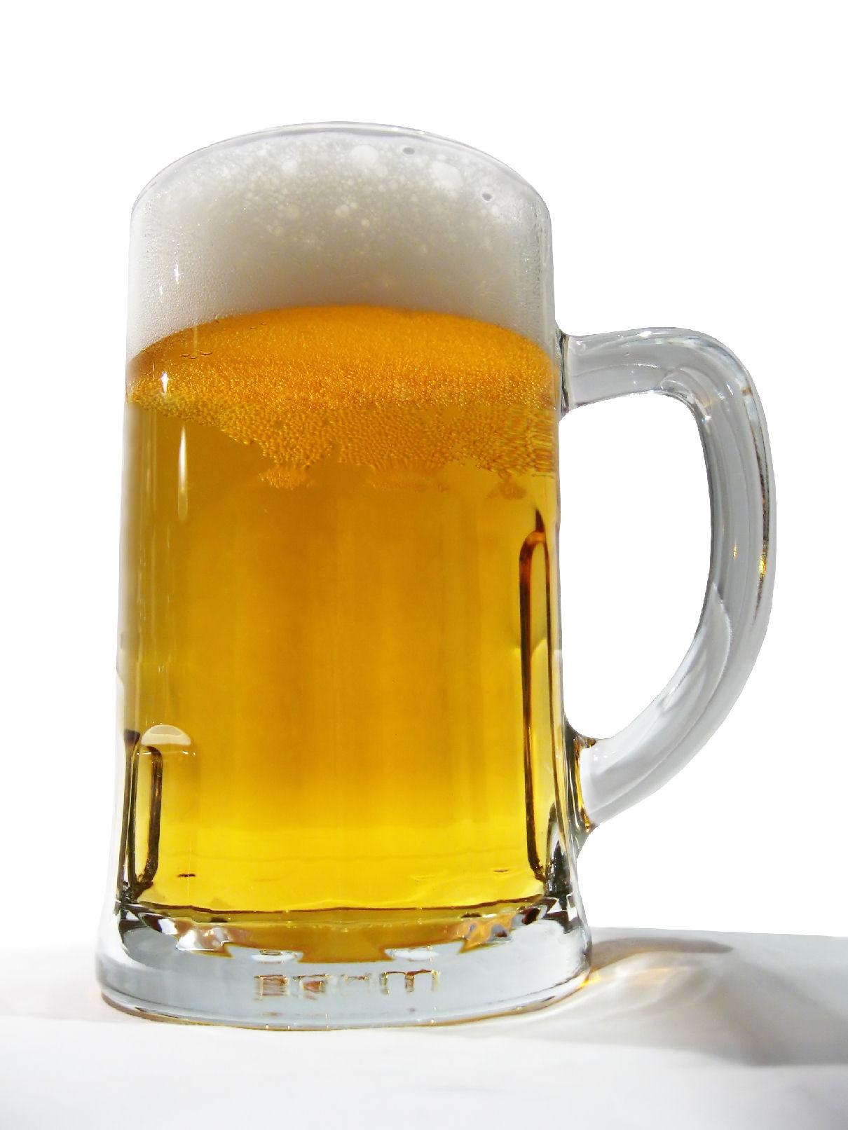 qué una cerveza